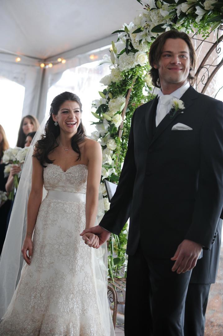 Walter shepard inside wedding