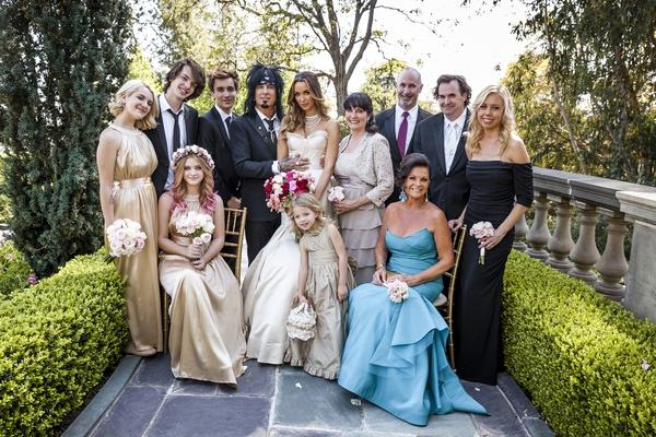 Nikki and mark wedding