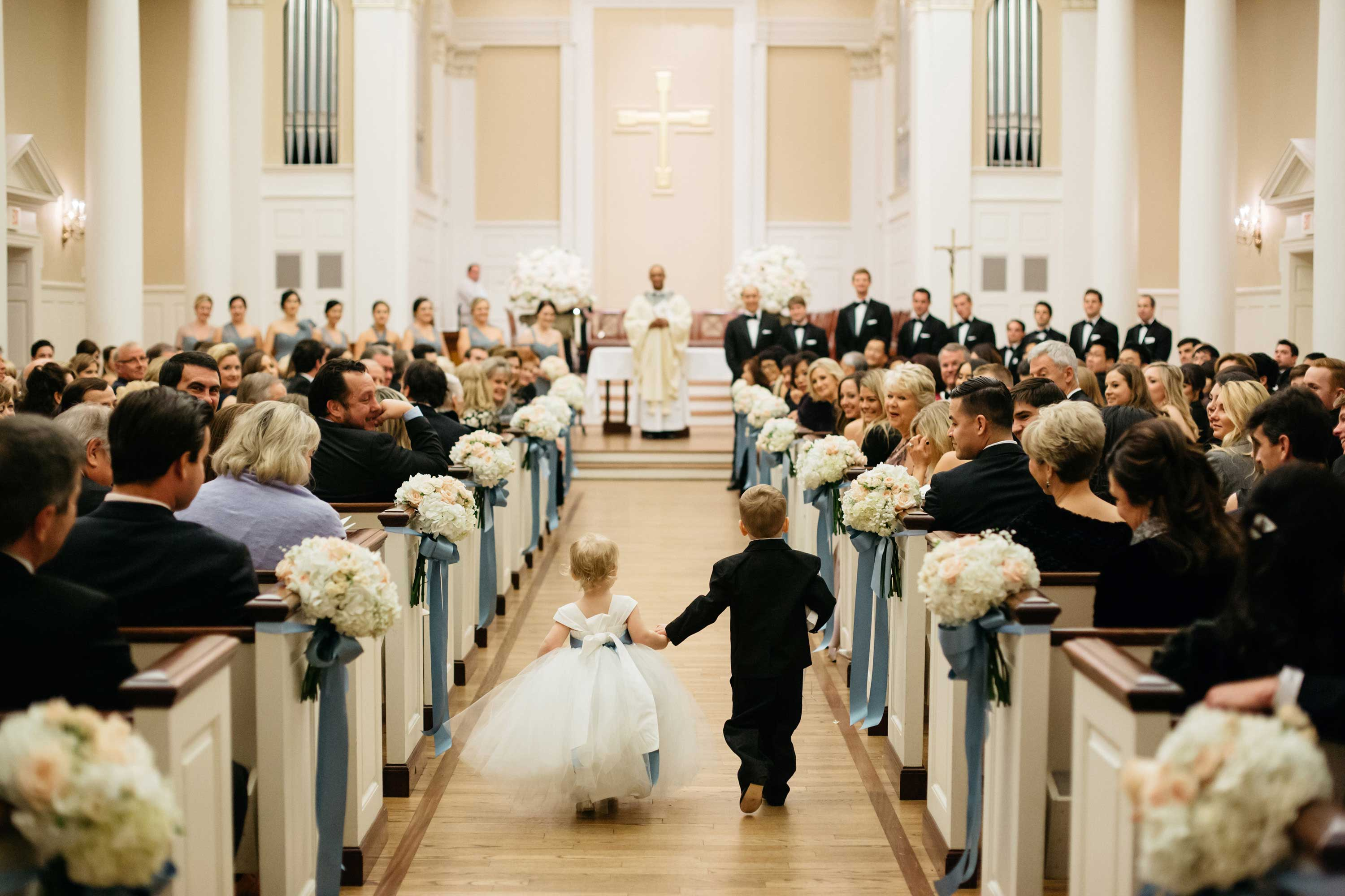 Lot of Wedding Program Examples - perfect wedding day Pictures of church wedding ceremony decorations