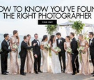 How to know if you've found the right photographer advice from maya myers photography