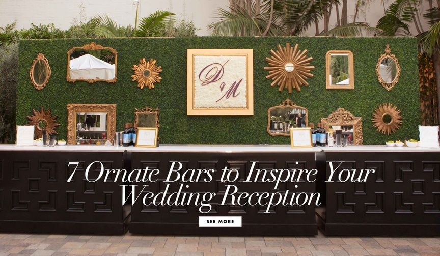 7 reception bar concepts wedding alcohol drinks beer wine cocktails mixed drinks bartender fun ideas