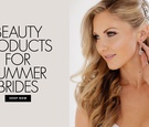 Summer 2018 beauty product essentials for brides and wedding guests