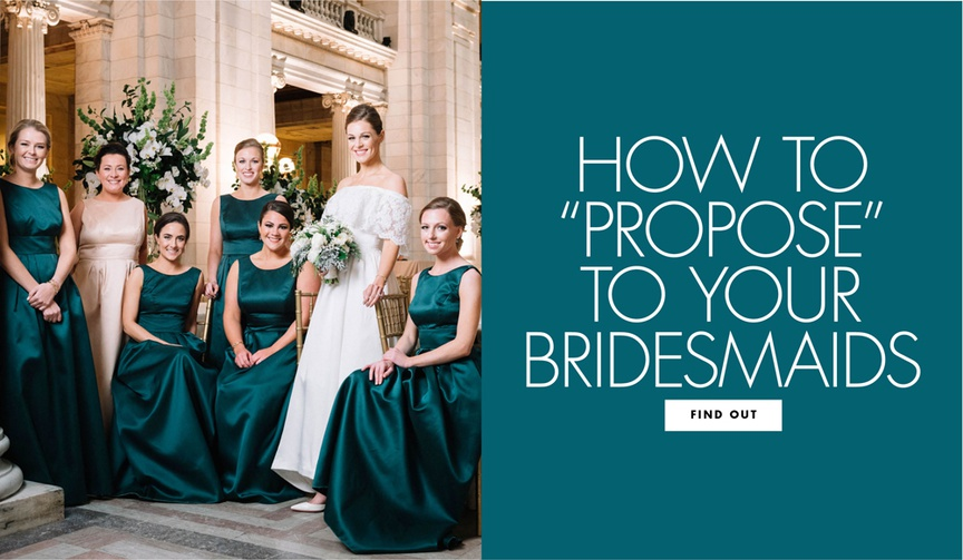 how to propose to your bridesmaids with will you be my bridesmaid gift boxes