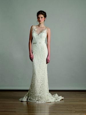Wedding Dresses: 20 Non-Strapless Gowns - Inside Weddings