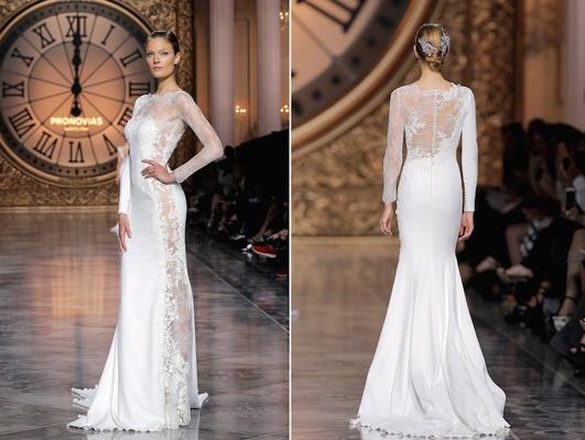 Atelier Pronovias 2016 Veda Wedding Dress