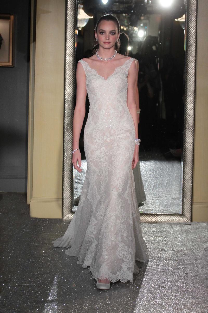 Wedding Dresses Photos - CWG747 by Oleg Cassini - Inside Weddings