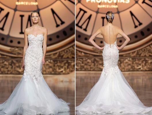 Atelier Pronovias 2016 Veranda Wedding Dress