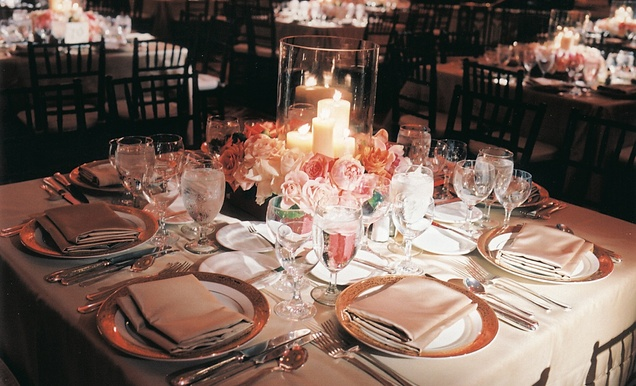 Fall Inspired Wedding In Beverly Hills California