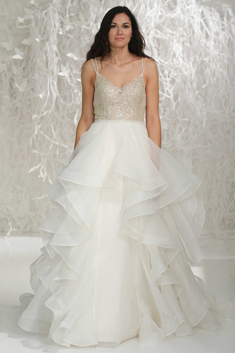 Wedding Dresses: Wtoo Brides by Watters 2016 Collection - Inside ...