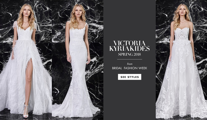 Victoria Kyriakides french boudoir inspired wedding gowns spring 2018 collection bridal romantic