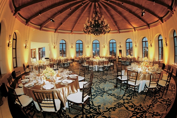 The Rotundo Room at The Bacara Resort & Spa