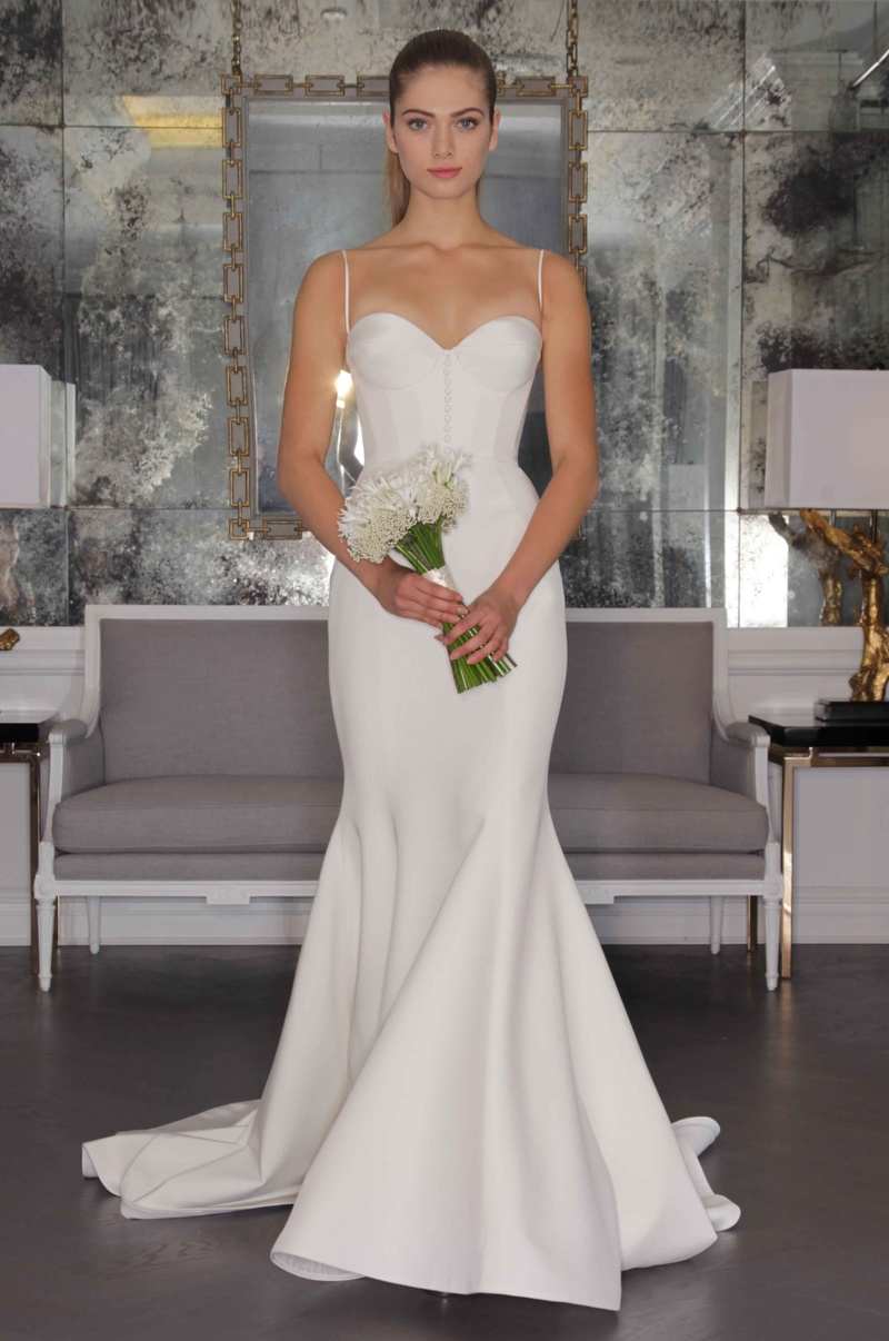 Wedding Dresses Photos - Style RK6462 by Romona Keveža - Inside Weddings