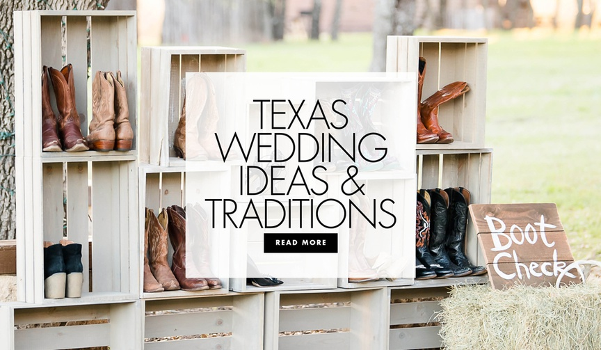Texas wedding ideas and traditions texas wedding dfw events