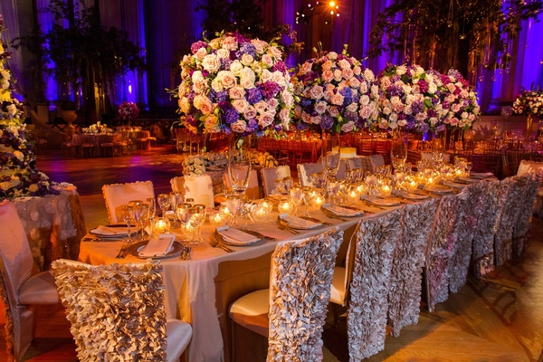 Opulent Washington D C Wedding With Golden Details