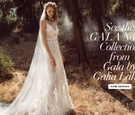 GALA No. IV Collection by Galia Lahav wedding dresses designer feminine soft bold capes lace fabrics