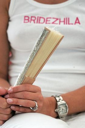 Fun bridezilla shirt for bride getting ready for wedding