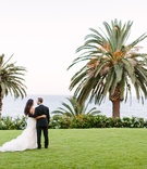 Pacific Palisades, California venue, southern california nuptials