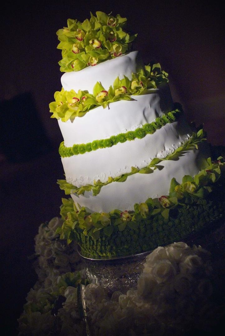 Cakes Desserts Photos Lime Green Wedding Cake Inside Weddings