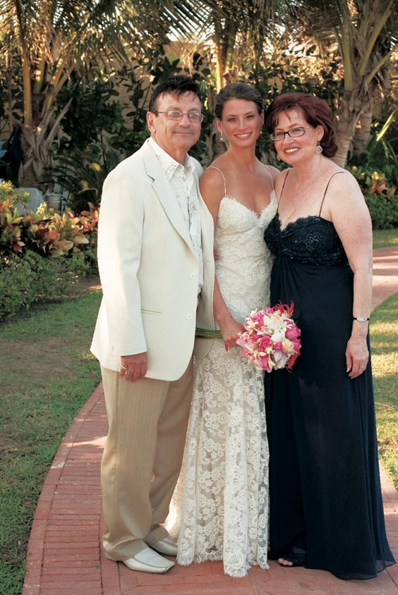 cd1a98f3e2c Mothers Photos - Black Mother-of-Bride Dress - Inside Weddings