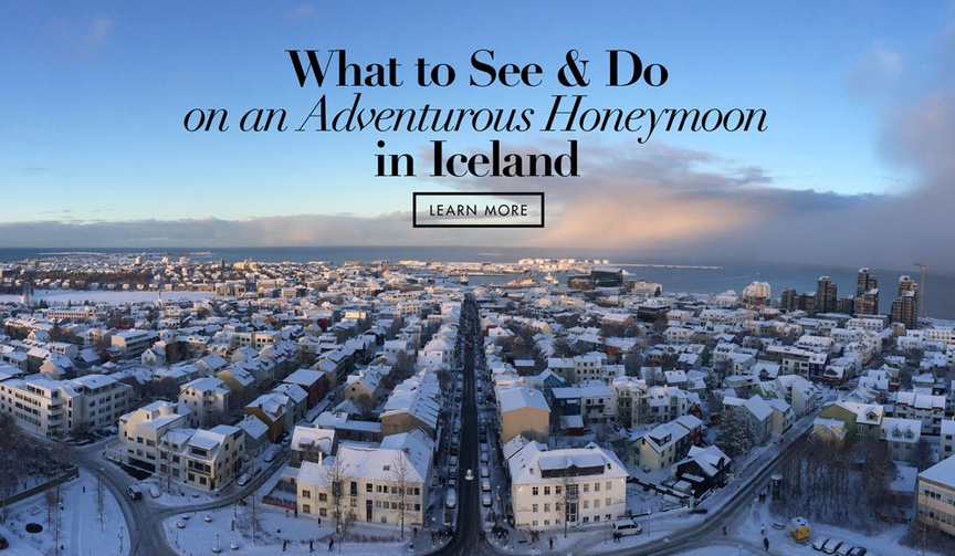 Honeymoon and travel tips for a trip to Iceland from a real bride
