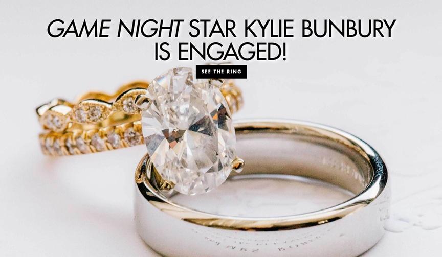Game Night actress Kylie Bunbury is engaged to Jon-Ryan Alan Riggins Bahamas proposal