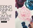 Wedding planning tips from the experts editors circle members tips and tricks for weddings