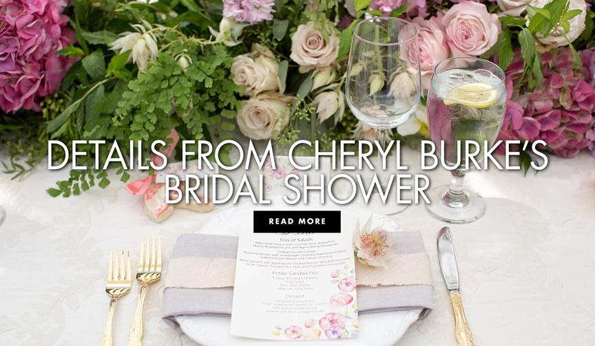 Leah Remini Threw Cheryl Burke a bridal shower - see details