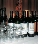 La Granja and La Cuvée wine