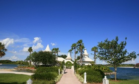Wedding venue in Florida at Disney World
