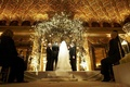 Wedding ceremony in Gold Room at The Breakers