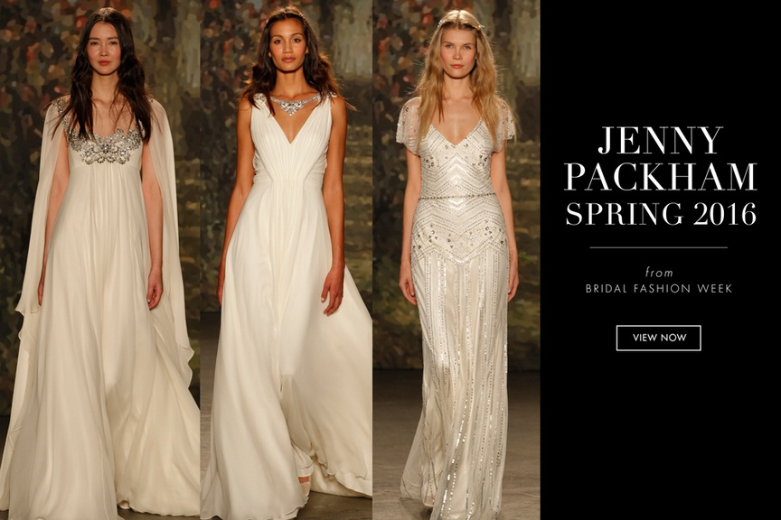jenny packham spring 2016 bridal collection