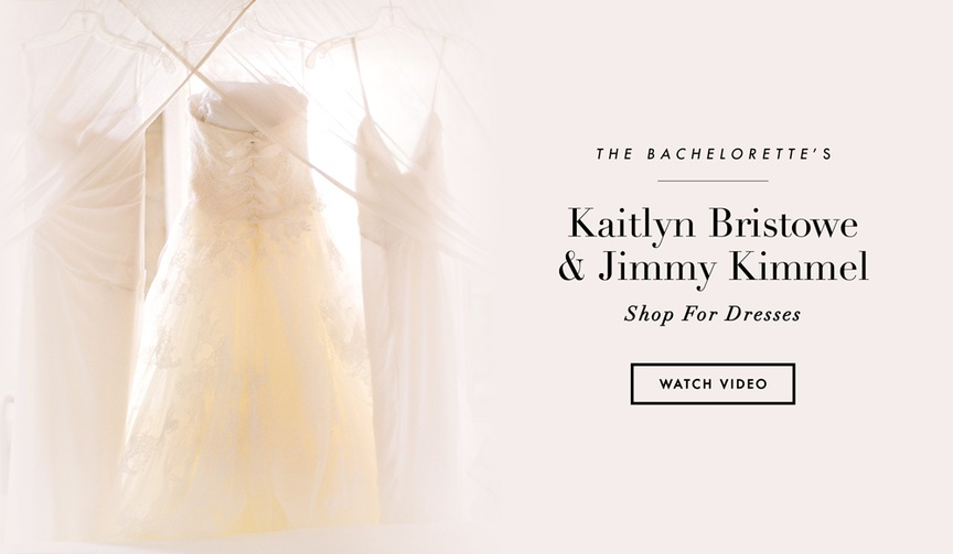 Kaitlyn Bristowe The Bachelorette Wedding Dresses