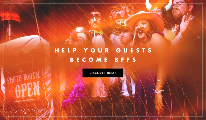 Guesterly founder on how to help wedding guests be friends