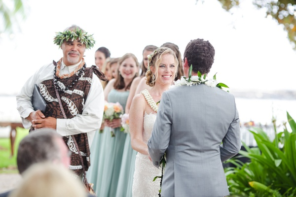 traditional hawaiian officiant