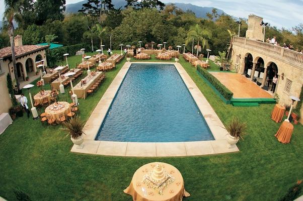 Jewelry Designer Michael Beaudry 39 S Regal Montecito Wedding