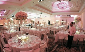 St. Regis Monarch Beach ballroom décor