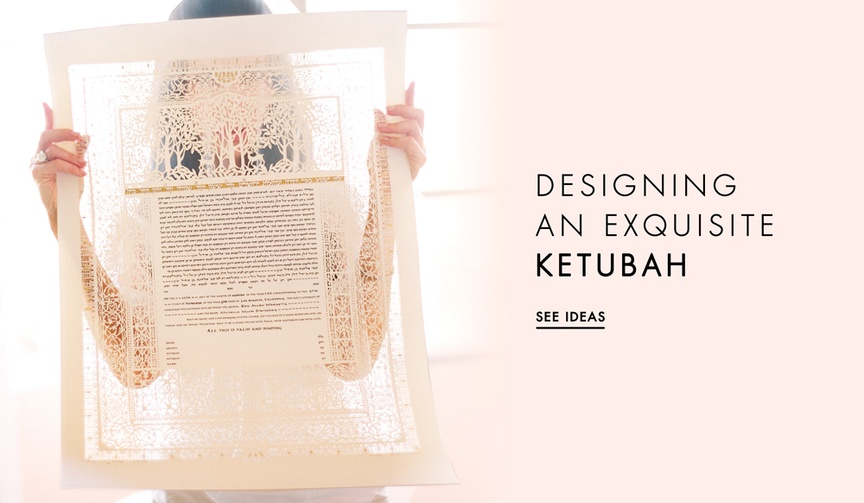 Meaning of the ketubah and pretty ketubah designs