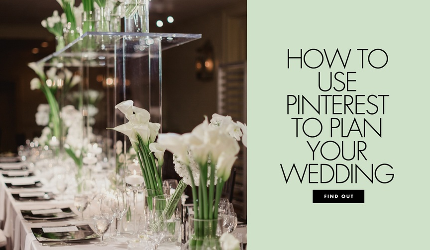 how to use pinterest effectively plan your wedding take advantage online inspiration boards