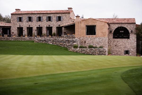 Silverleaf Club Mediterranean inspired wedding venue in Arizona