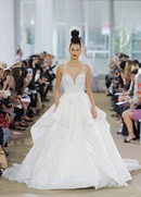 Ines di Santo Spring 2018 bridal collection Annora wedding dress sweetheart neckline ball gown