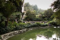 hotel bel-air swan lake wedding ceremony garden hotel venue luxury ceremony ideas