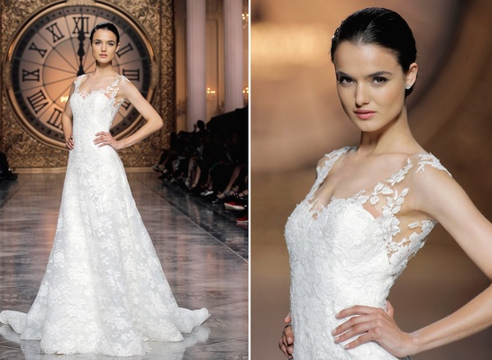 Atelier Pronovias 2016 Valeska Wedding Dress