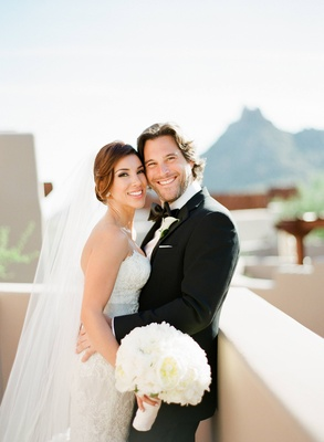 Celebrity wedding in Scottsdale, Arizona