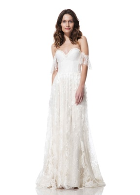 Wedding Dresses: Olia Zavozina Fall 2016 Bridal Collection - Inside ...
