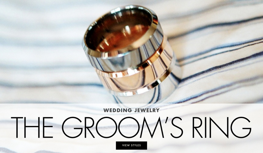 wedding rings for grooms