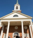 First Presbyterian Church in Charlottesville