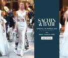 sachin & babi spring summer 2018 bridal fashion week wedding dresses designer runway