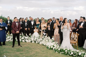 Kike Hernandez baseball wedding matt kemp, justin turner, kyle farmer, alex wood, austin barnes
