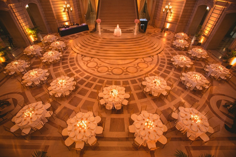 Locations Venues Photos Dinner Service In The Rotunda Of San