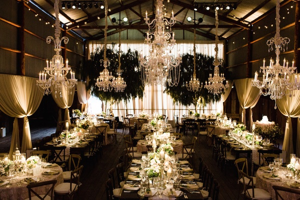 Rustic Celebration On Ranch In California Designed By